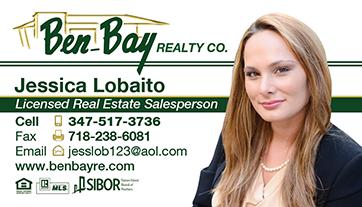 ben bay business card