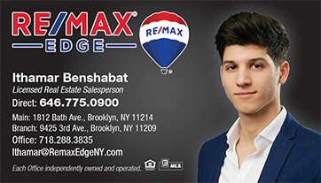 re/max business card