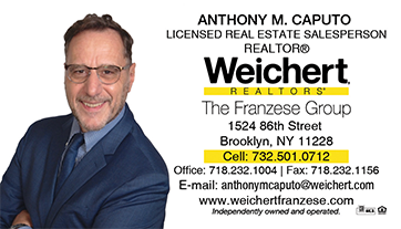 weichert business card