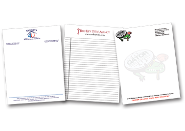 Letterhead Printing in Brooklyn
