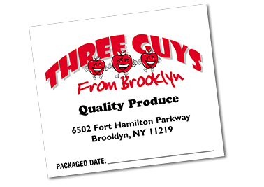 three guys stickers